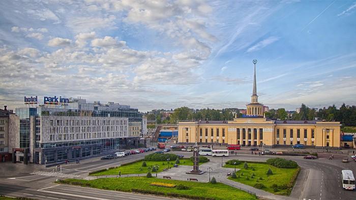 Гостиница Парк Инн Петрозаводск